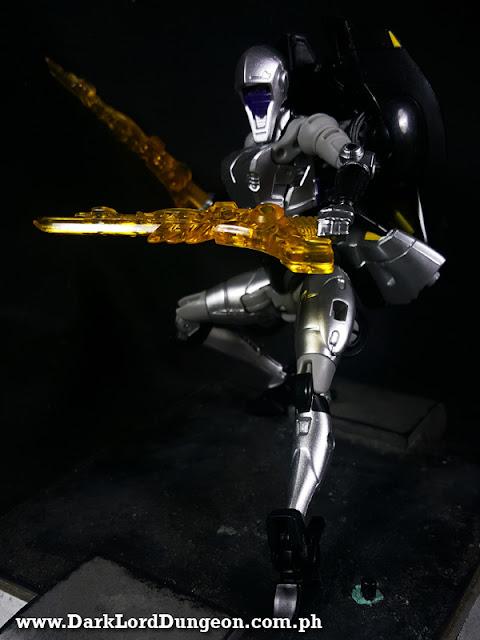 Transformers Takara LG 15 Nightbird Shadow