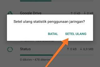 cara mengatasi whatsapp yang lambat atau lemot
