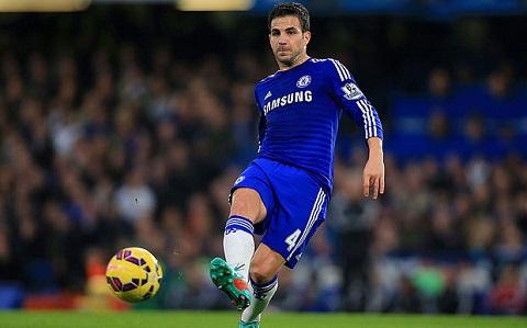 Cesc Fabregas vua kiến tạo ở Premier League
