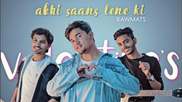 Abhi Saans Lene Ki Fursat Nahi Hai Lyrics - Rawmats