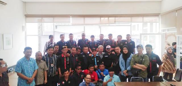 PT.Medco E&P Indonesia undang PWI acara halal bi halal