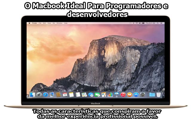 qual melhor macbook para programadores
