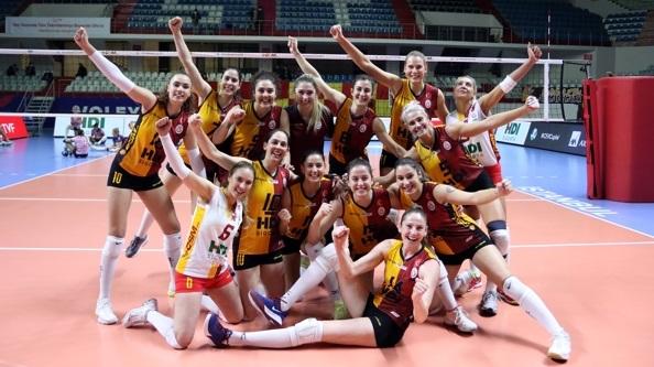 CEV CUP   Finaldeyiz!
