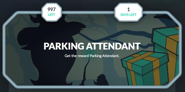 免費序號領取:Parking Attendant