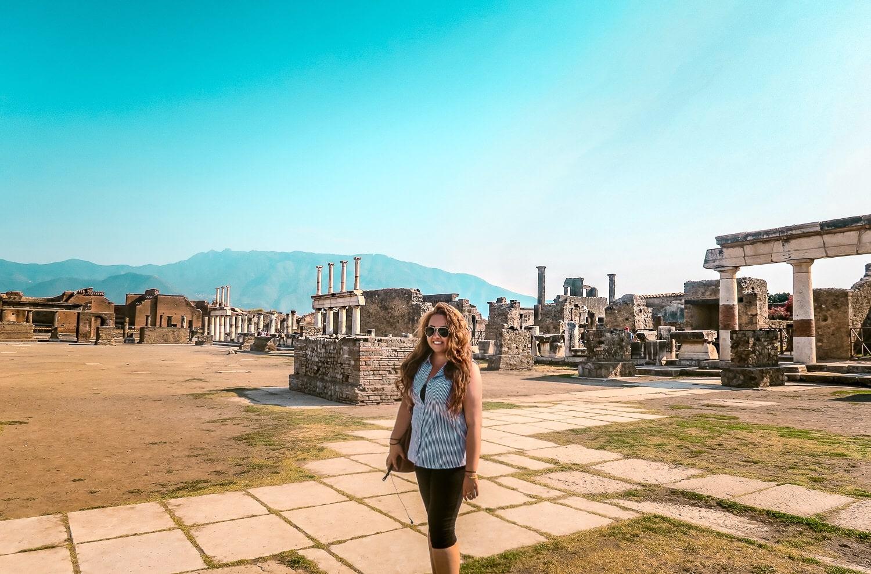 Pompeii Italia, WanderlustBeautyDreams, Latina Travel Blogger