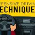 Defensive Driving Techniques #infographic