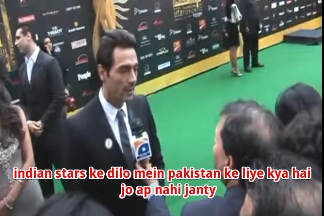 indian stars ke dilo mein pakistan ke liye kya hai jo ap nahi janty