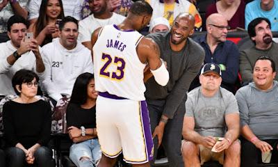 LeBron James, Anthony Davis honor Kobe Bryant with tattoos