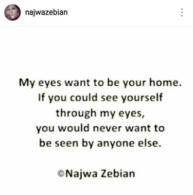 Najwa Zebian Home Quote
