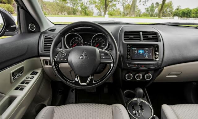 2016 Mitsubishi Outlander Sport GT review, SMALL, SPORT, and agile interior