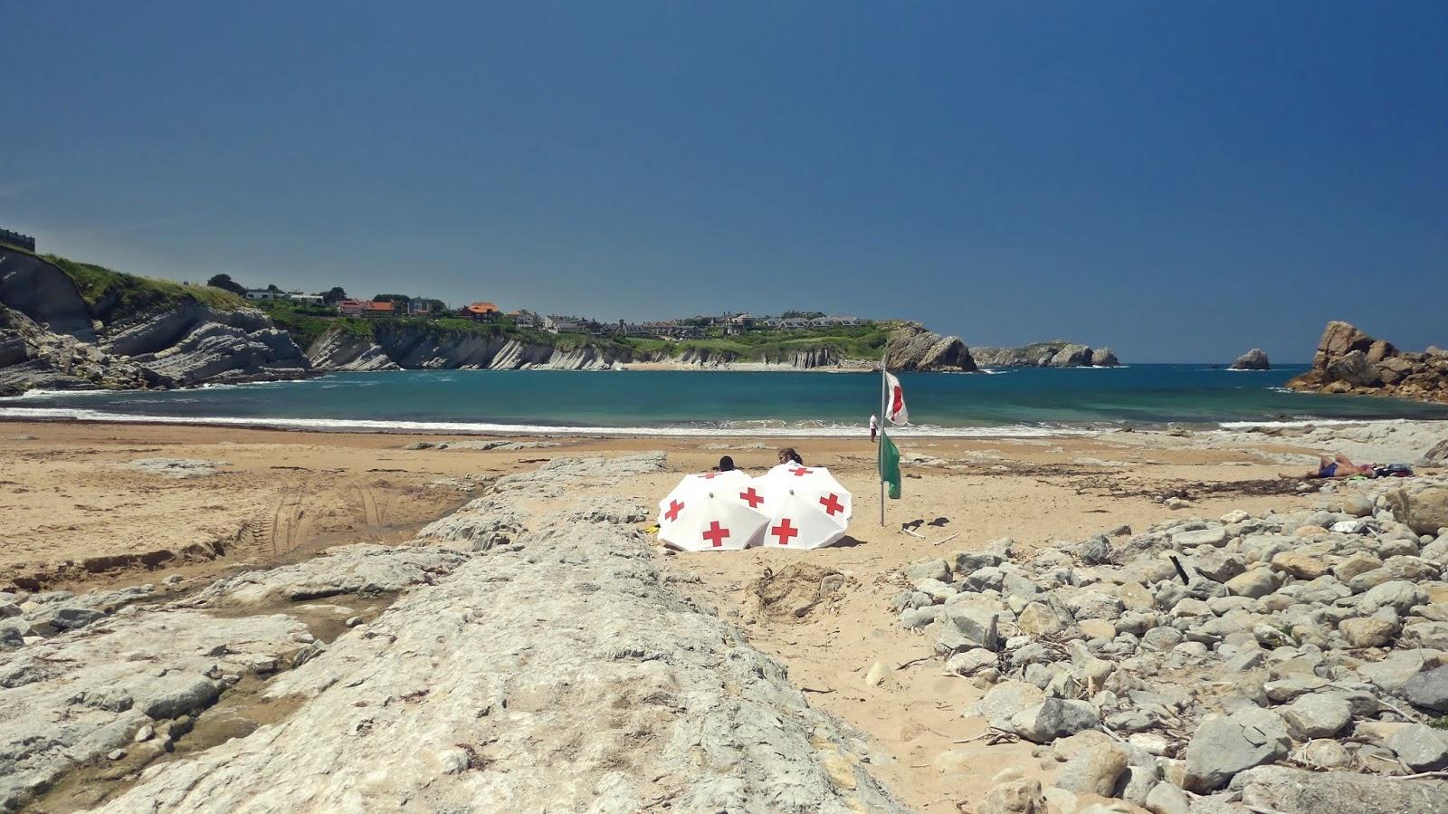 Playa del Portio plaże Santander
