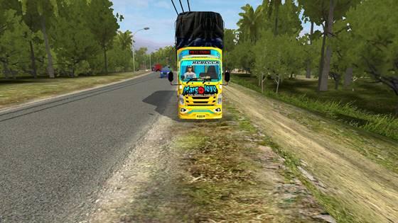 mod truck bussid new margo joyo souleh art
