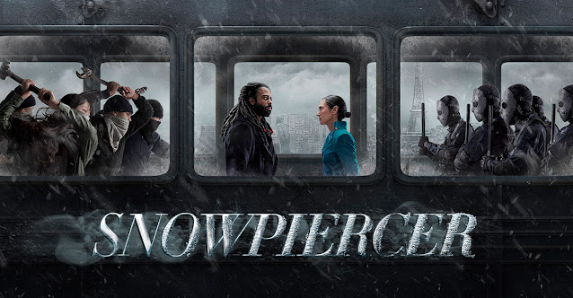 watching snowpiercer tv series life lately