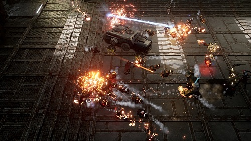 Gamer mở đầu mỗi ải chiến ở mức cấp bậc 0