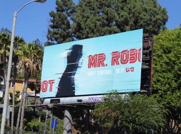 Mr Robot season 3 billboard
