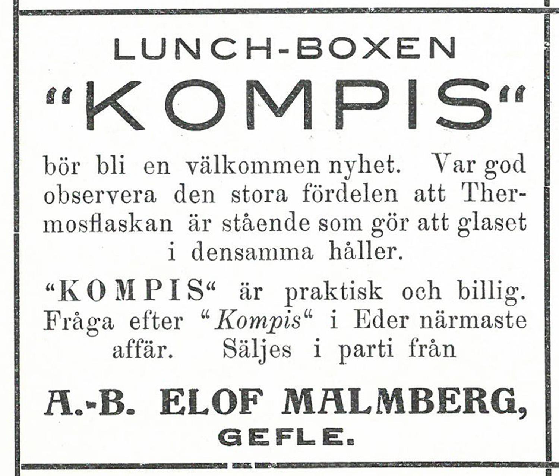 Notiser fran den 4 juli 1909