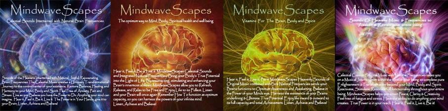 """Mindwavescapes"" created by Michael K. Galbraith"