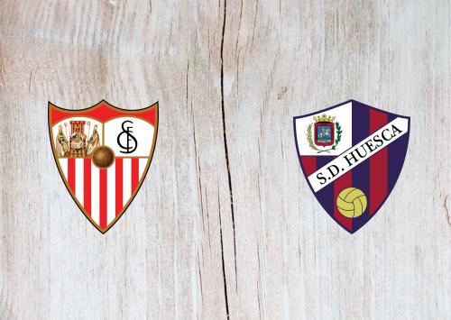 Sevilla vs Huesca -Highlights 13 February 2021