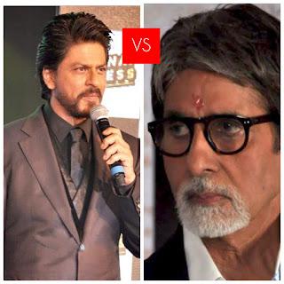 Talking to Amitabh, Shahrukh said, 'I am coming to avenge U, Bachchan Sahib!'