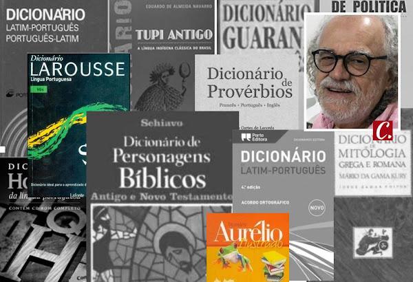 ambiente de leitura carlos romero cronica antonio morais carvalho dicionarios conhecimento literatura jose baptista luz palavras ensino universitario