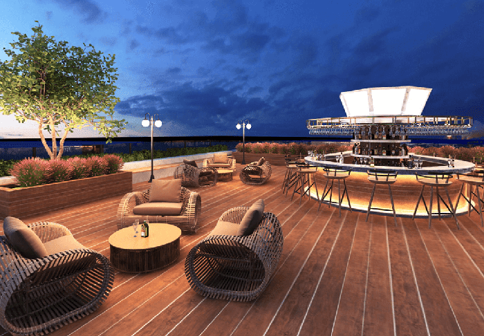 Sky Bar - FLC Grand Hotel Sầm Sơn