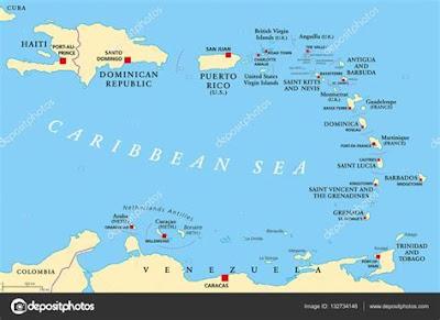 ALERTA LAS ISLAS DEL CARIBE: A LA VISTA SISTEMA QUE PODRIA CONVERTIRSE EN TORMENTA TROPICAL