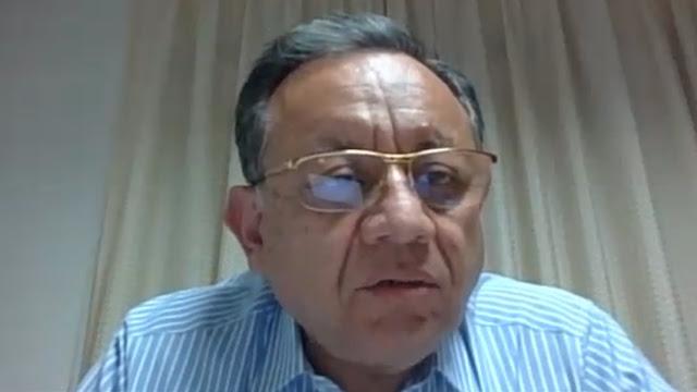 Edgar Alarcón tiene dos denuncias constitucionales