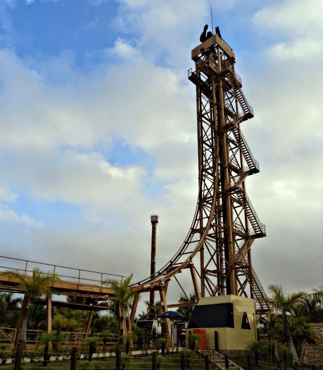 Torre do Terror ou Free Wall, Beto Carrero World