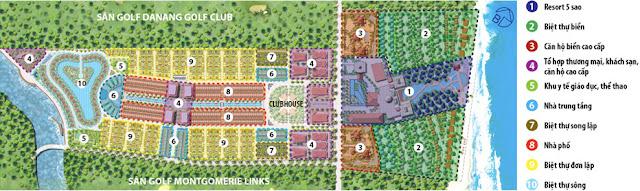 Quy hoạch tổng thể co co bay Đà Nẵng