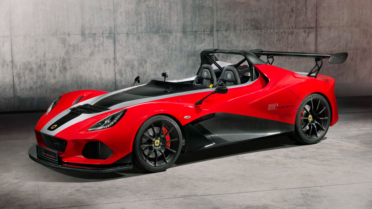 Luxury Cars And Watches Boxfox1 Lotus 3 Eleven 430 Sports Car