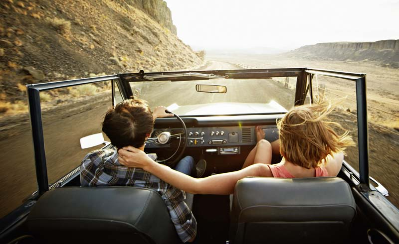 Adventure Travel, Road Trips, Spring Travel