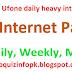 Ufone daily heavy internet package | daily heavy bucket Ufone