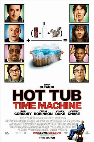 Hot Tub Time Machine [2010] [DVD5 + DVD9] [NTSC] [Latino] [Unrated]