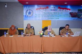 BKKBN Lampung Resmi Membuka Promosi Program Sejahtra