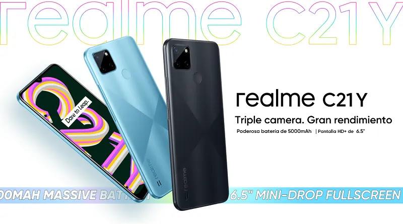 REALME C21Y EN PERÚ
