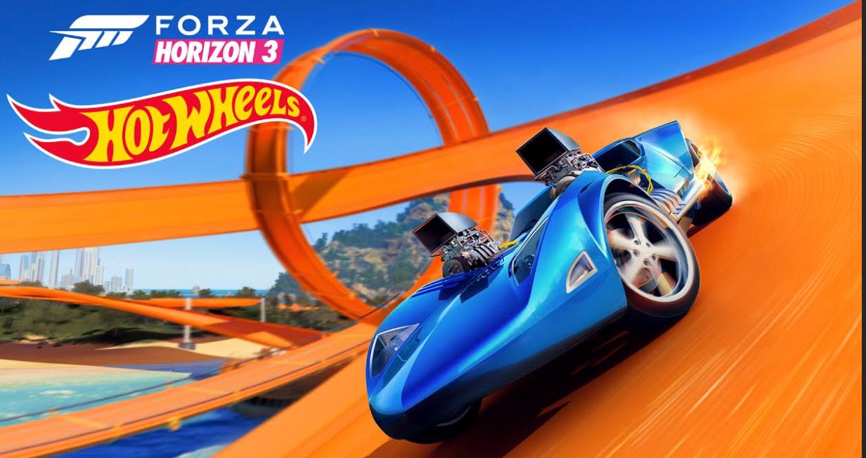 Forza Horizon 3 sorprende con una campaña de Hot Wheels para el 9 de mayo