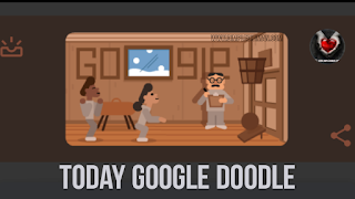 Today Google Doodle