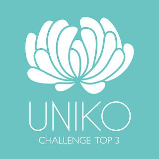 Uniko Studio Challenge #42~Flowers