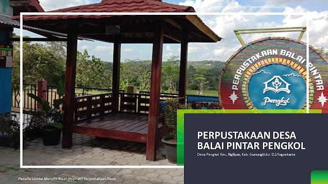 Perpustakaan Desa Balai Pintar Memberdayakan Masyarakat Melalui Berbagai Pelatihan Ekonomi Kreatif