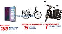 Logo Acqua di Nepi '' Il gusto che conVince 2020 '': in palio biciclette, scooter e smartphone