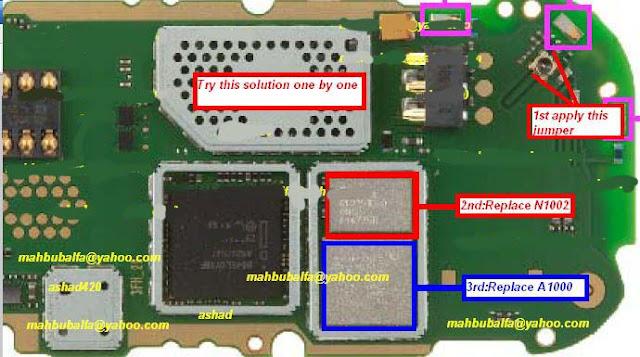 Power swtich volume Keypad SIM card reader holder flex
