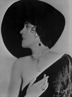 Olive Borden Wearing Her Lucky Ring