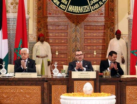 جلالة الملك محمد السادس حفظه الله يخصص منحة مالية لترميم المسجد الأقصى