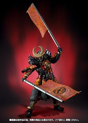S.I.C. Kamen Rider Gaim Kachidoki Arms