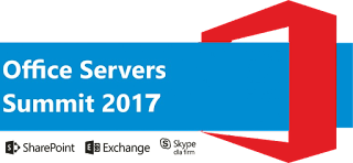 Office Servers Summit 2017