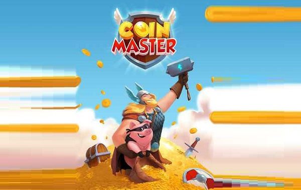 Coin Master MOD APK Unlimited Money Coins Free Download