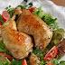 Udka z kurczaka duszone w sosie miodowym