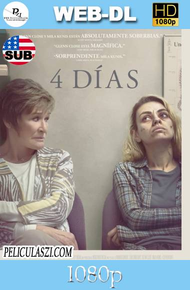 Four Good Days (2021) HD WEB-Rip 1080p SUBTITULADA
