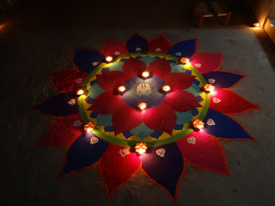 Diwali rangoli designs wallpaper
