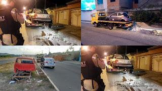 SMTT de Socorro começa a recolher sucatas de veículos abandonados